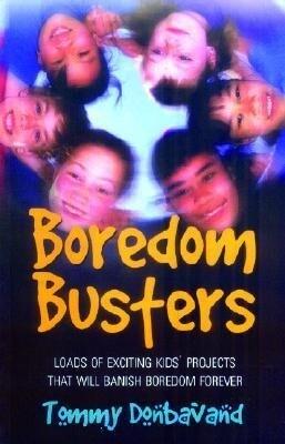 Boredom Busters als Taschenbuch