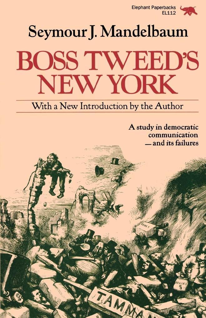 Boss Tweed's New York als Taschenbuch