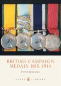 British Campaign Medals 1851-1914 als Taschenbuch