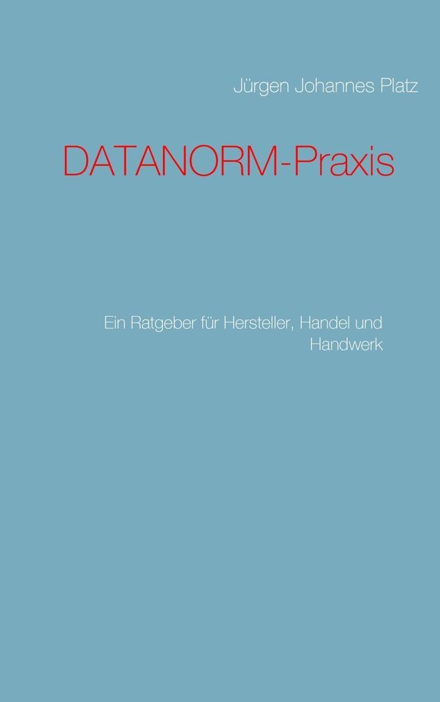 DATANORM-Praxis als eBook