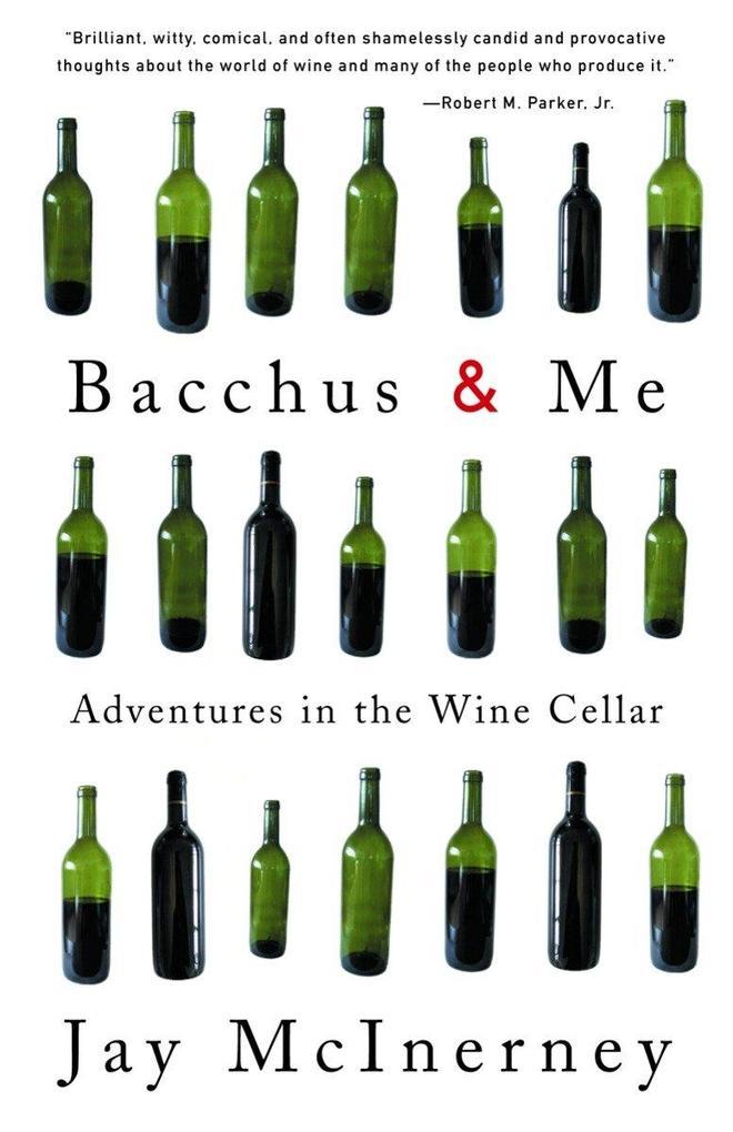 Bacchus & Me: Adventures in the Wine Cellar als Taschenbuch