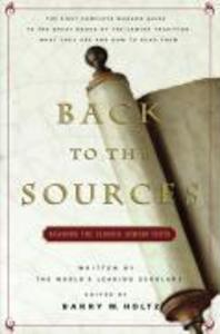 Back to the Sources als Taschenbuch