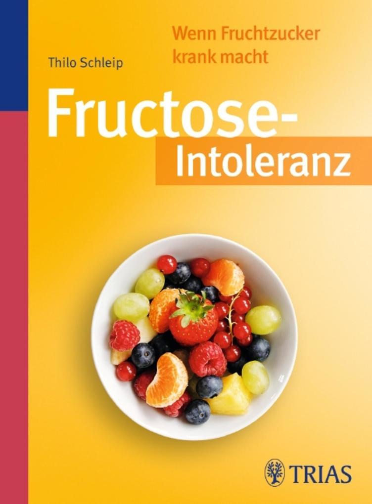 Fructose-Intoleranz als eBook
