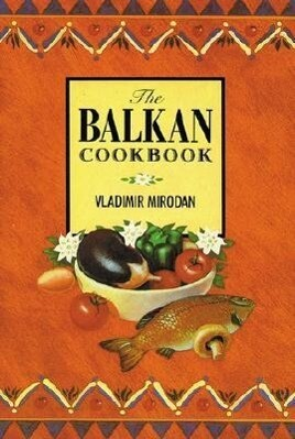 The Balkan Cookbook als Buch