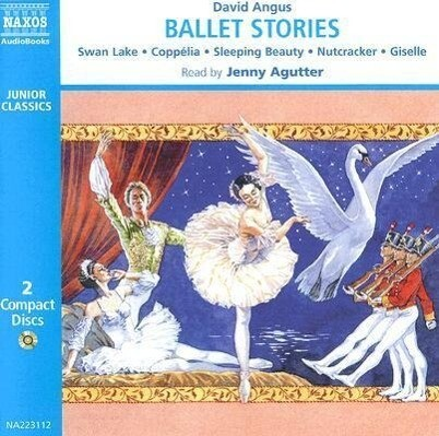 Ballet Stories als Hörbuch