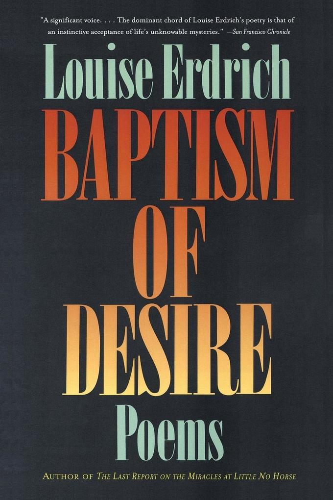 Baptism of Desire als Buch