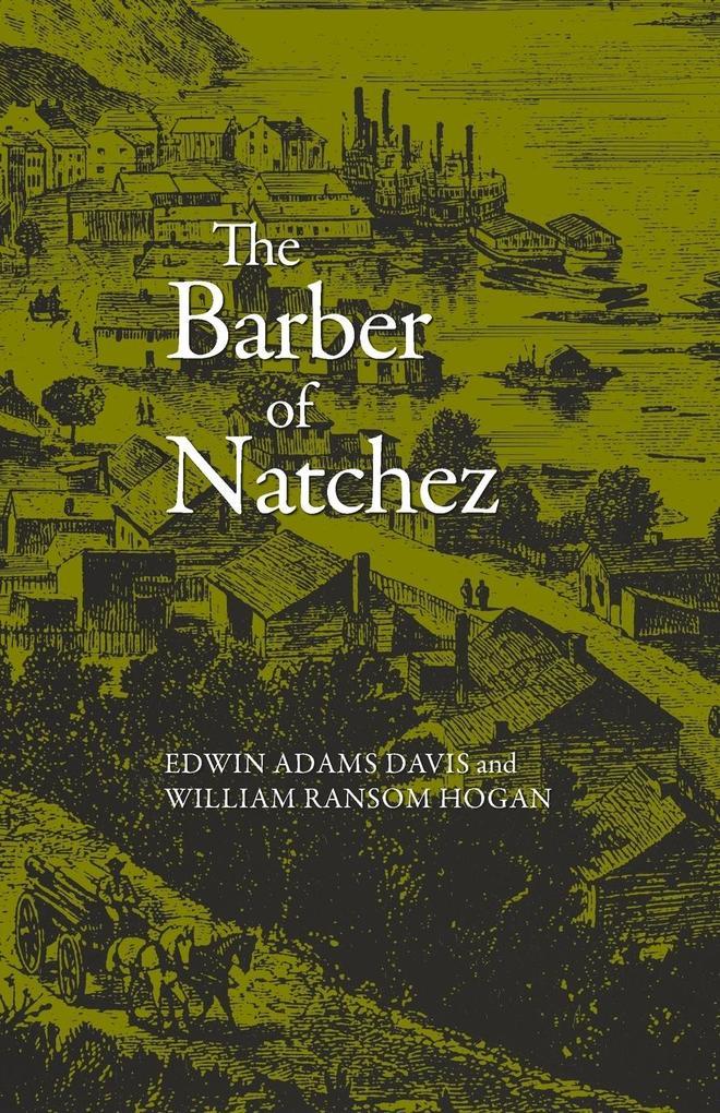 Barber of Natchez als Taschenbuch