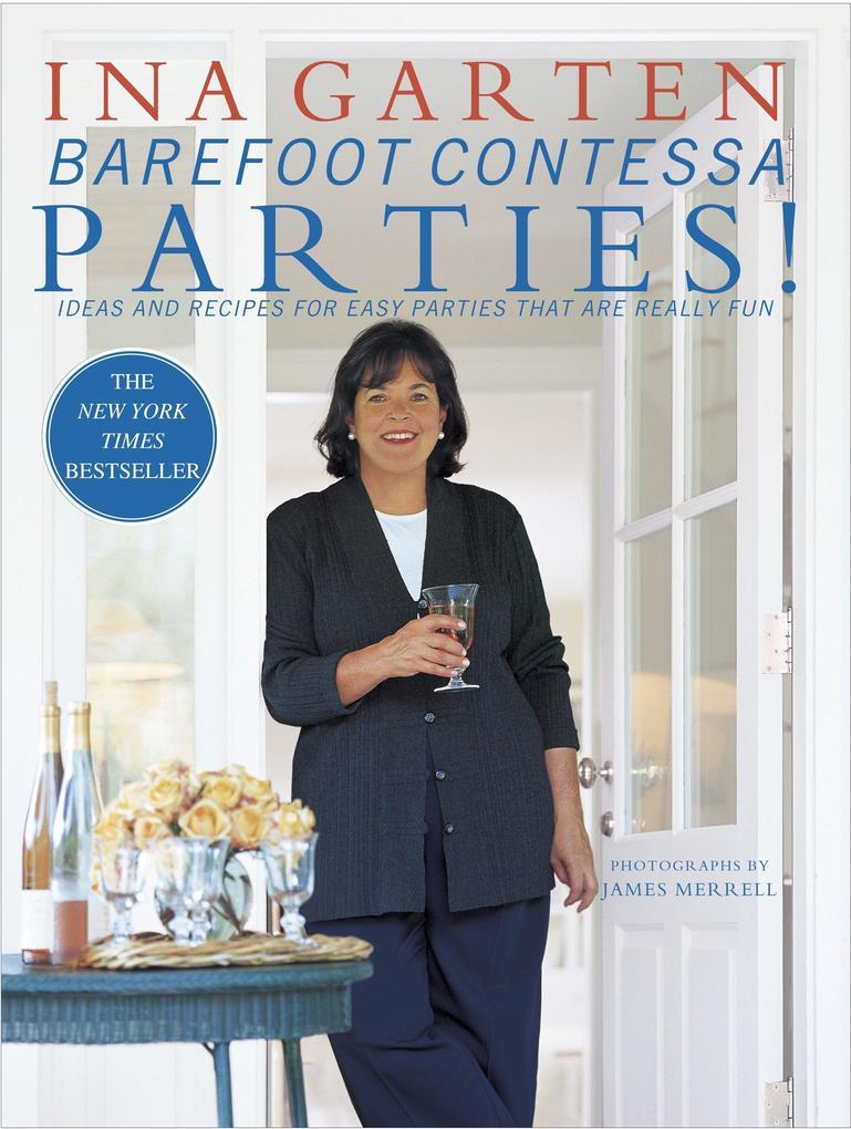 Barefoot Contessa Parties! als Buch