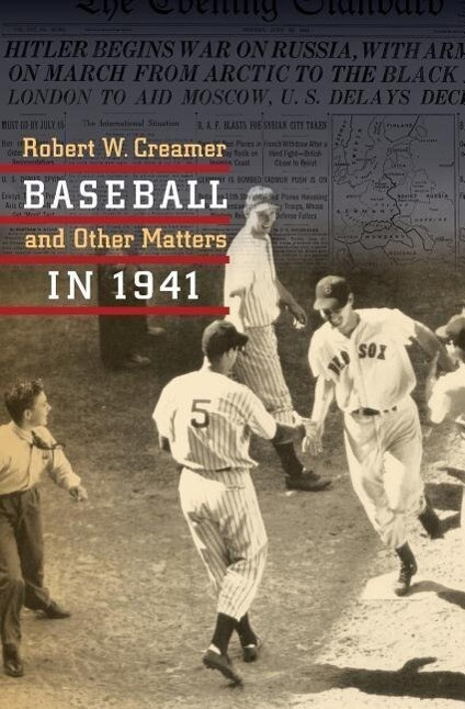 Baseball and Other Matters in 1941 als Taschenbuch