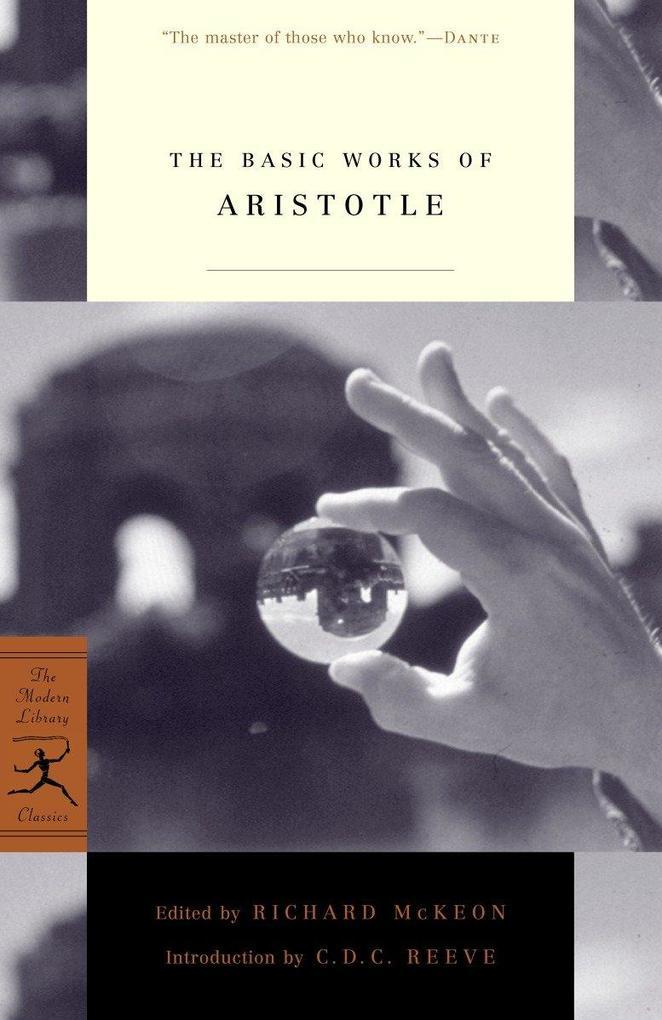 Mod Lib Basic Works Of Aristotle als Taschenbuch