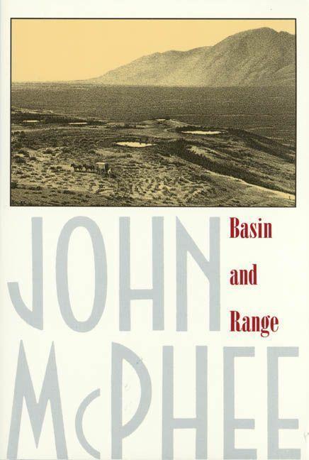 Basin and Range als Taschenbuch