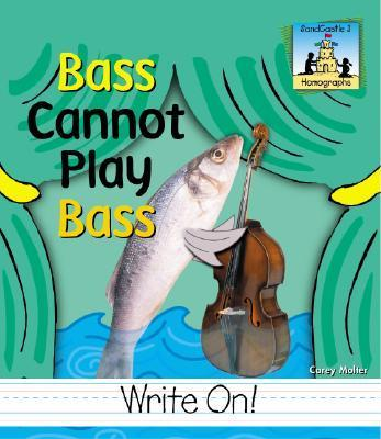 Bass Cannot Play Bass als Buch
