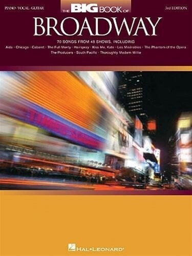 The Big Book of Broadway als Taschenbuch