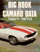 Big Book of Camaro Data 1967-73 als Taschenbuch