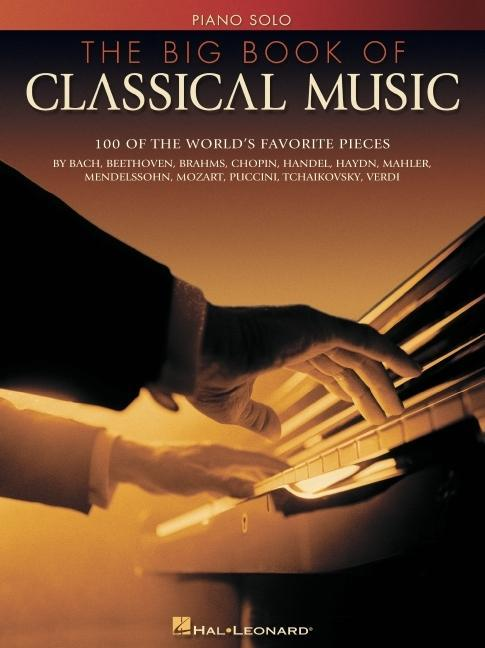 The Big Book Of Classical Music als Taschenbuch