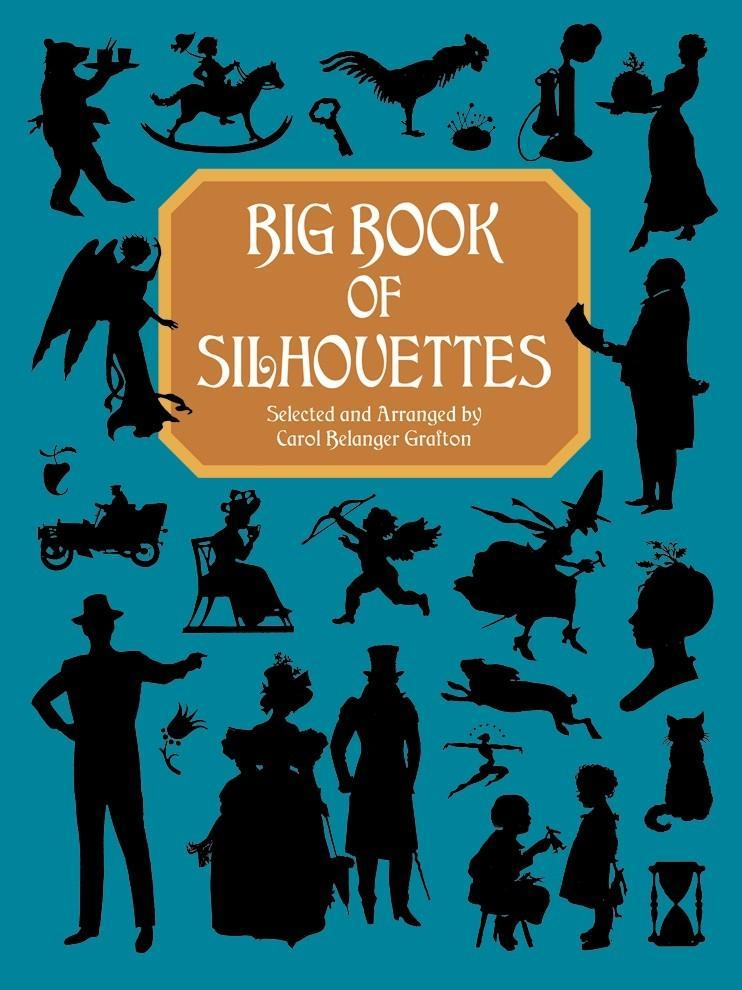 Big Book of Silhouettes als Buch