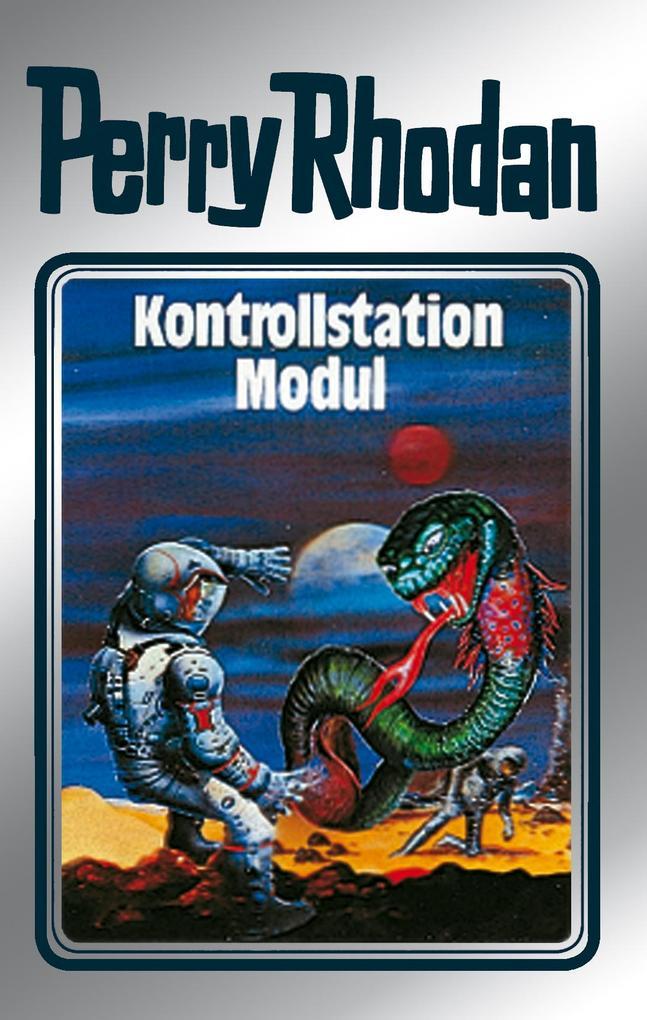 Perry Rhodan 26: Kontrollstation Modul (Silberband) als eBook von Clark Darlton, H. G. Ewers, Kurt Mahr, K.H. Scheer, Wi