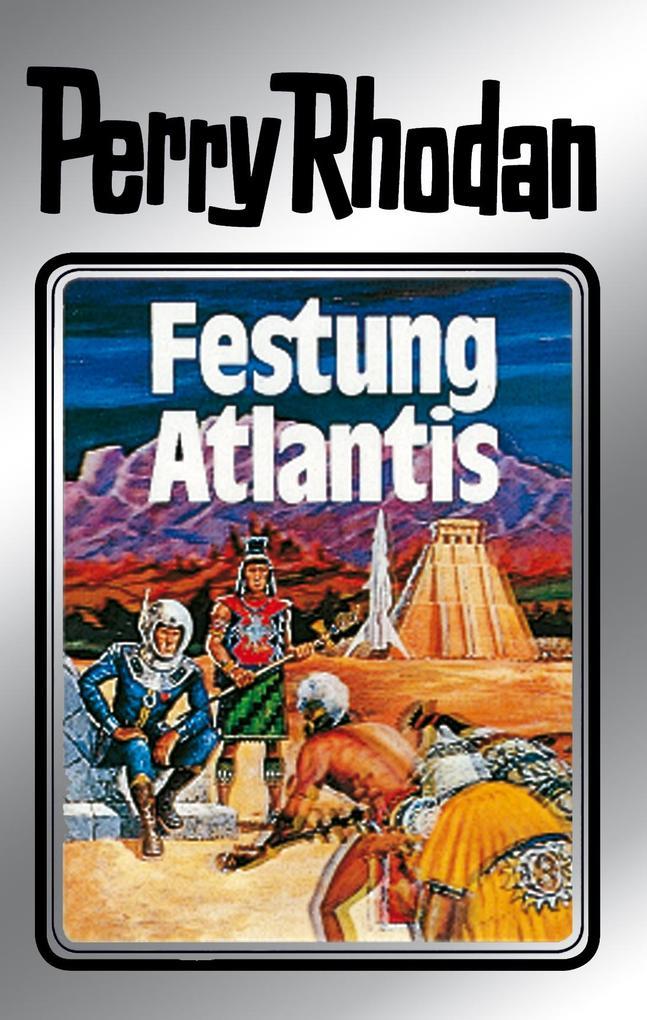 Perry Rhodan 8: Festung Atlantis (Silberband) als eBook von Clark Darlton, Kurt Mahr, K.H. Scheer