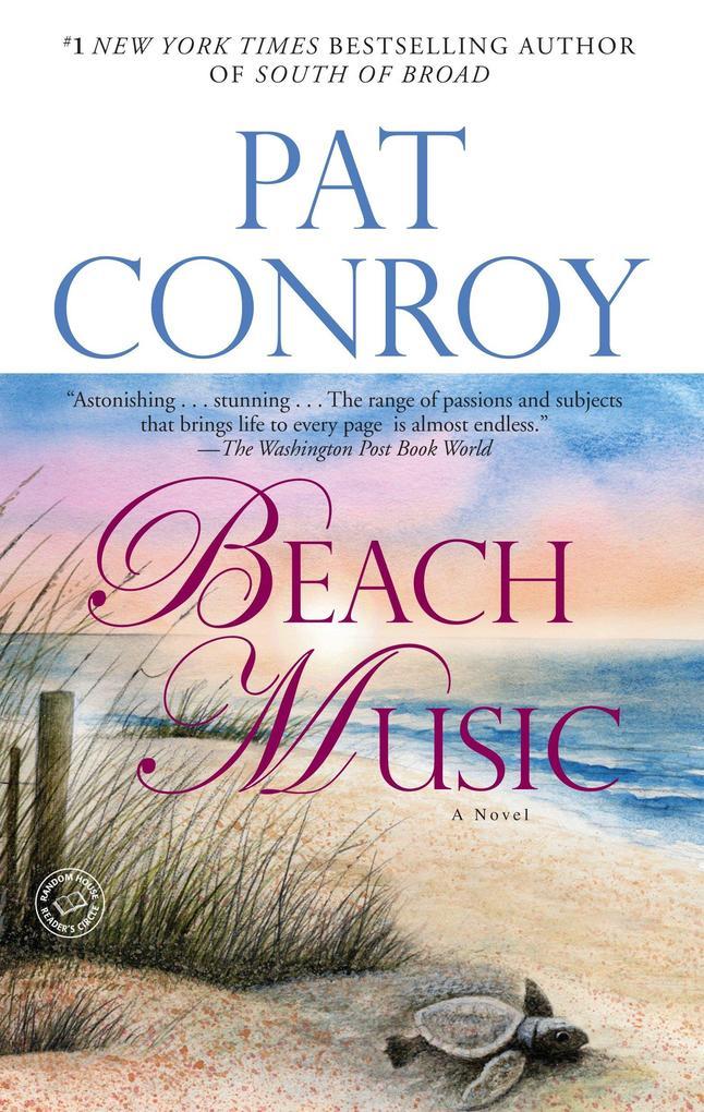 Beach Music als Taschenbuch