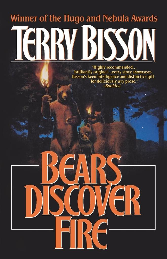 Bears Discover Fire and Other Stories als Taschenbuch