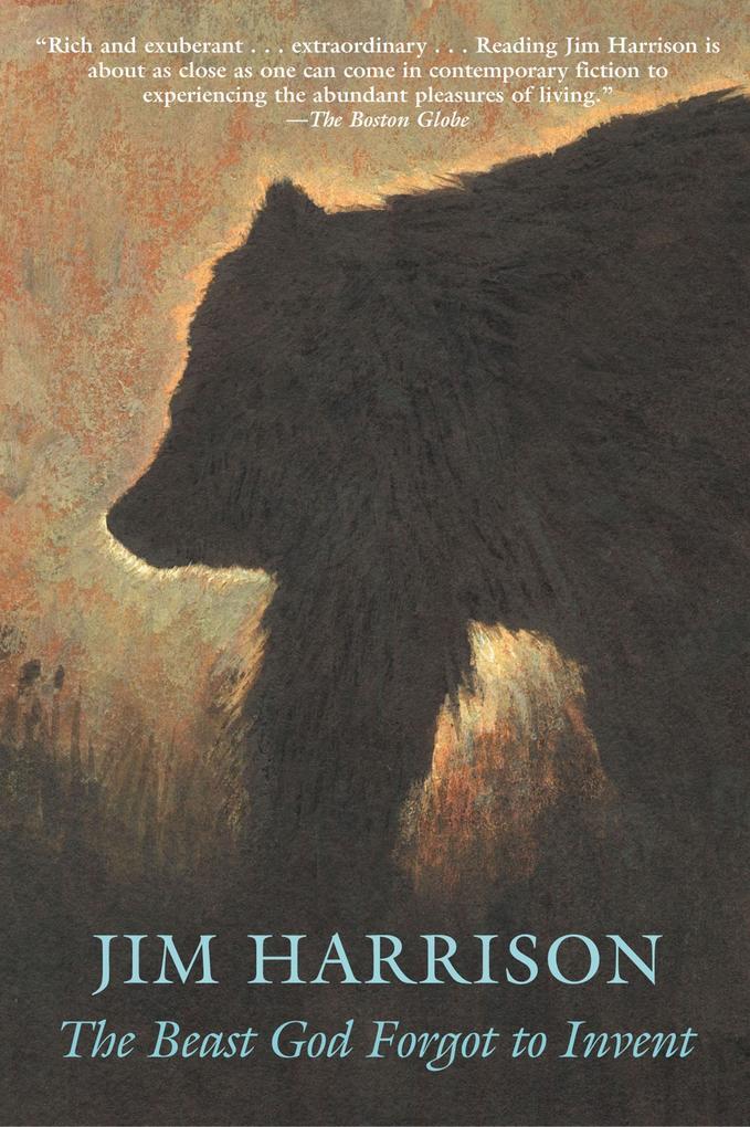 The Beast God Forgot to Invent als Taschenbuch