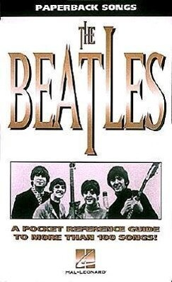 The Beatles: Paperback Songs Series als Taschenbuch
