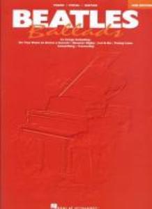 Beatles Ballads - Second Edition als Taschenbuch