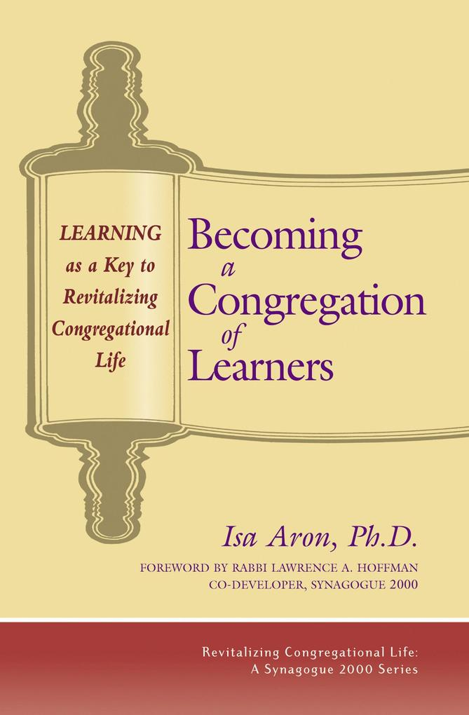 Becoming a Congregation of Learners: Learning as a Key to Revitalizing Congregational Life als Taschenbuch