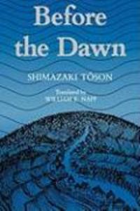 Shimazaki: Before the Dawn Paper als Taschenbuch