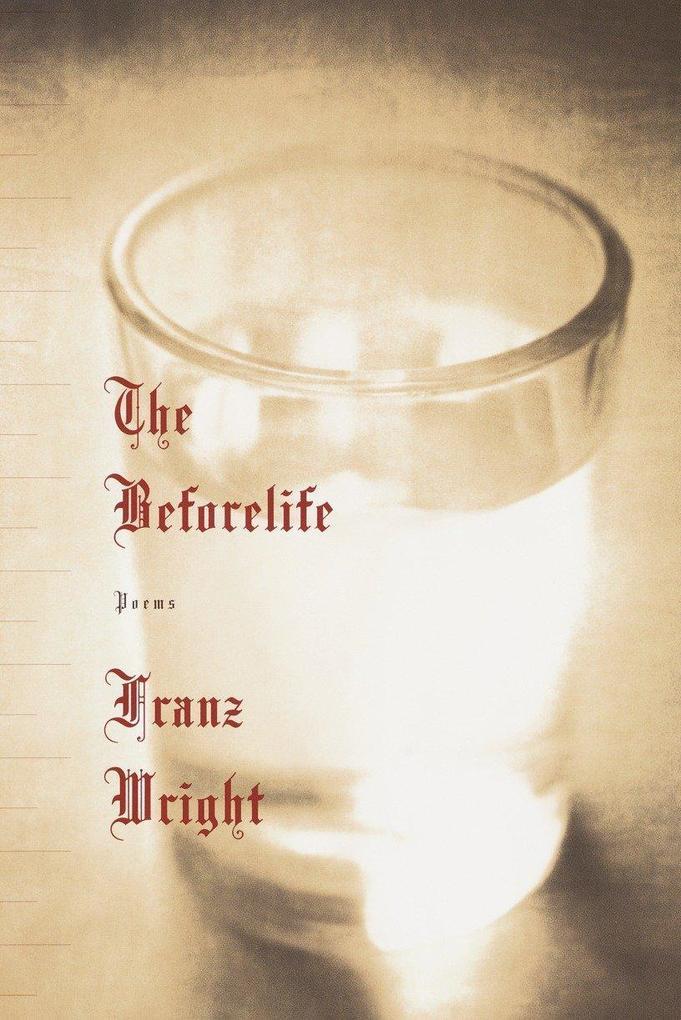 The Beforelife als Taschenbuch