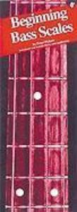 Beginning Bass Scales als Taschenbuch