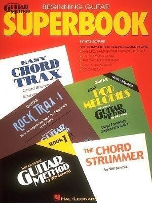 The Hal Leonard Beginning Guitar Superbook als Taschenbuch