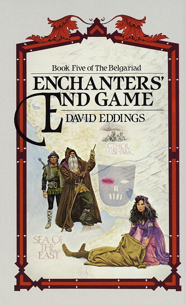 Enchanters' End Game als Taschenbuch