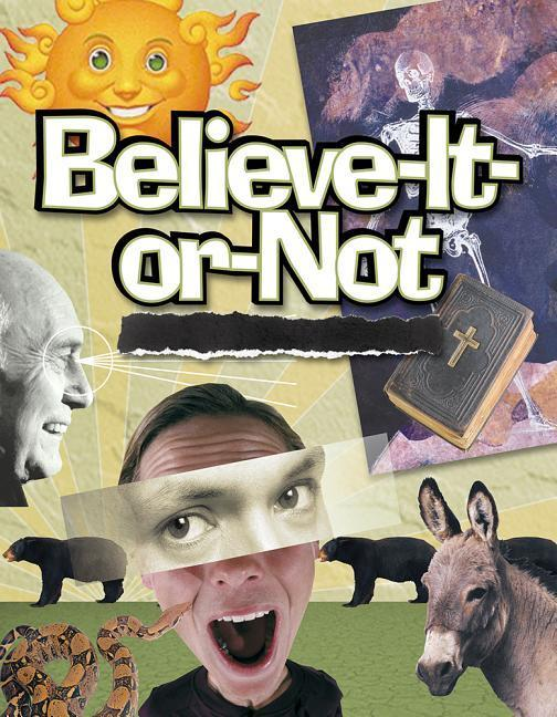 Believe It or Not: Bible Studies for Youth Ministry als Taschenbuch