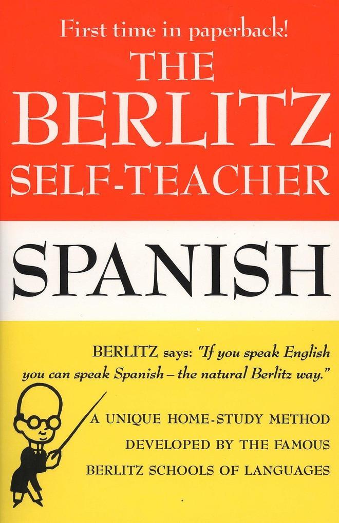 The Berlitz Self-Teacher: Spanish als Taschenbuch