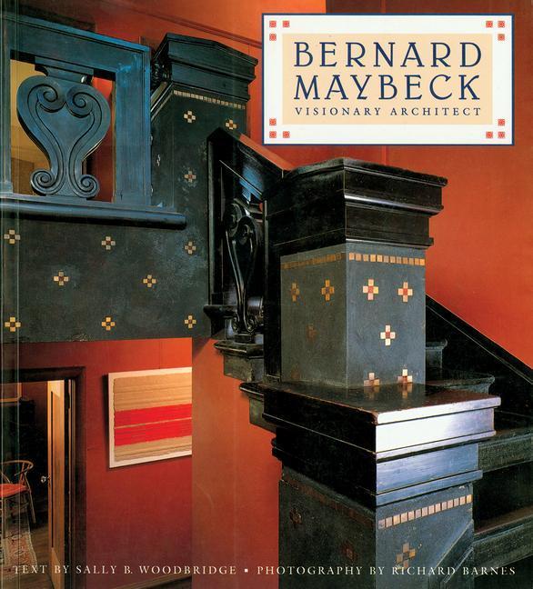 Bernard Maybeck: A People Interrupted als Taschenbuch
