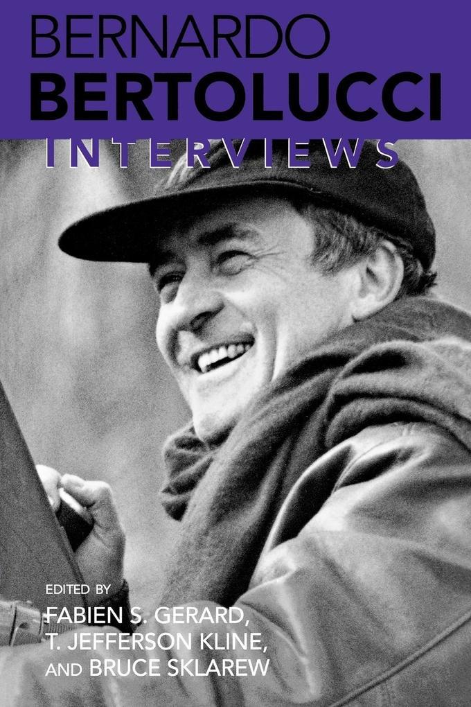 Bernardo Bertolucci: Interviews als Taschenbuch