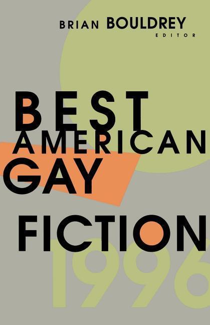 Best American Gay Fiction als Taschenbuch