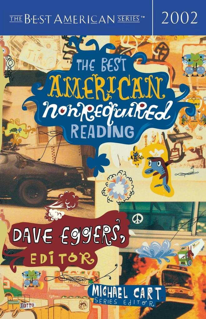 The Best American Nonrequired Reading als Taschenbuch