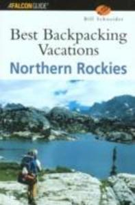Best Backpacking Vacations Northern Rockies als Taschenbuch