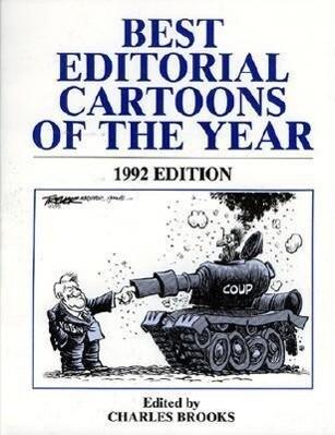 Best Editorial Cartoons 1992 als Taschenbuch