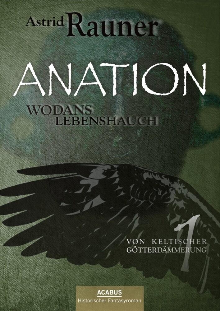 Anation - Wodans Lebenshauch. Von keltischer Götterdämmerung 1 als Buch