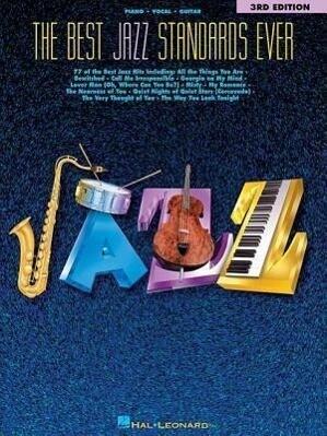 The Best Jazz Standards Ever als Taschenbuch