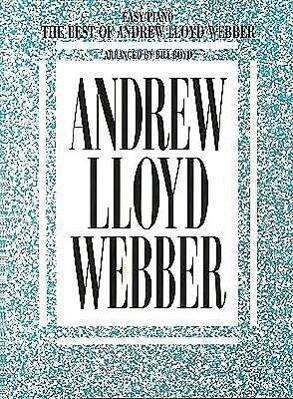 The Best of Andrew Lloyd Webber als Taschenbuch