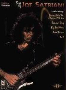 The Best of Joe Satriani als Taschenbuch