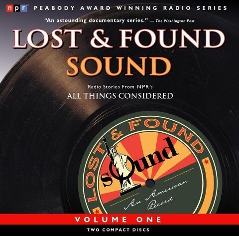 Lost and Found Sound als Hörbuch