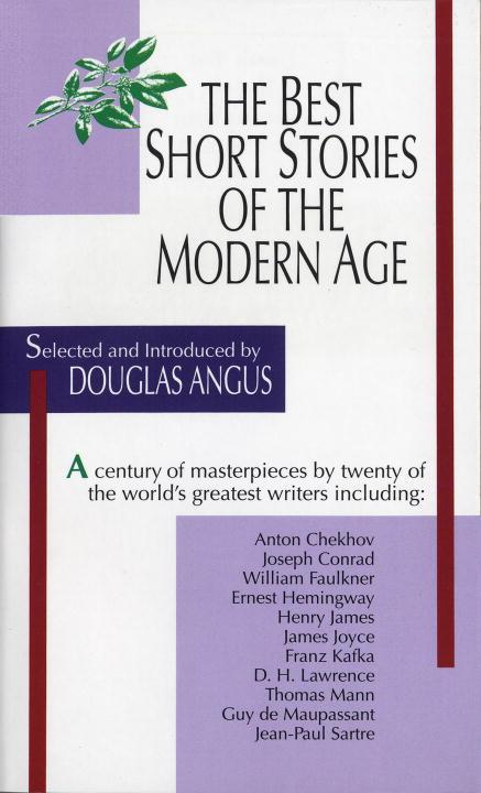Best Short Stories of the Modern Age als Taschenbuch