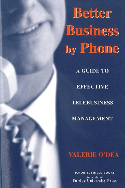 Better Business by Phone als Taschenbuch