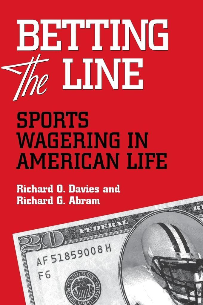 BETTING THE LINE als Taschenbuch