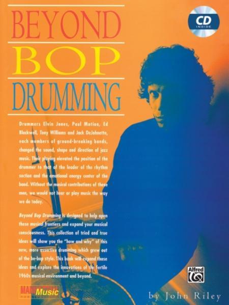 Beyond Bop Drumming: Book & CD [With CD] als Taschenbuch